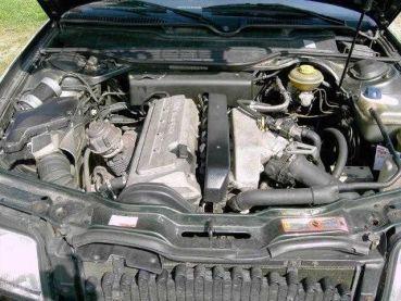 Audi a2 ladeluftkühler