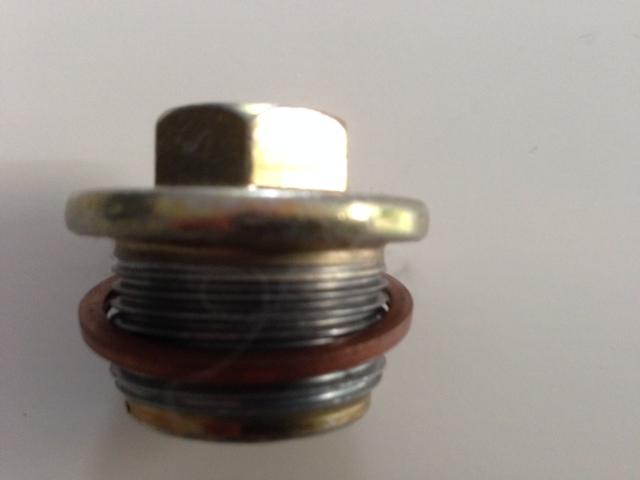 Ersatzschraube M26x1.5 Öl Ablassschraube Verschlussschraube Verschluss-Stopfen
